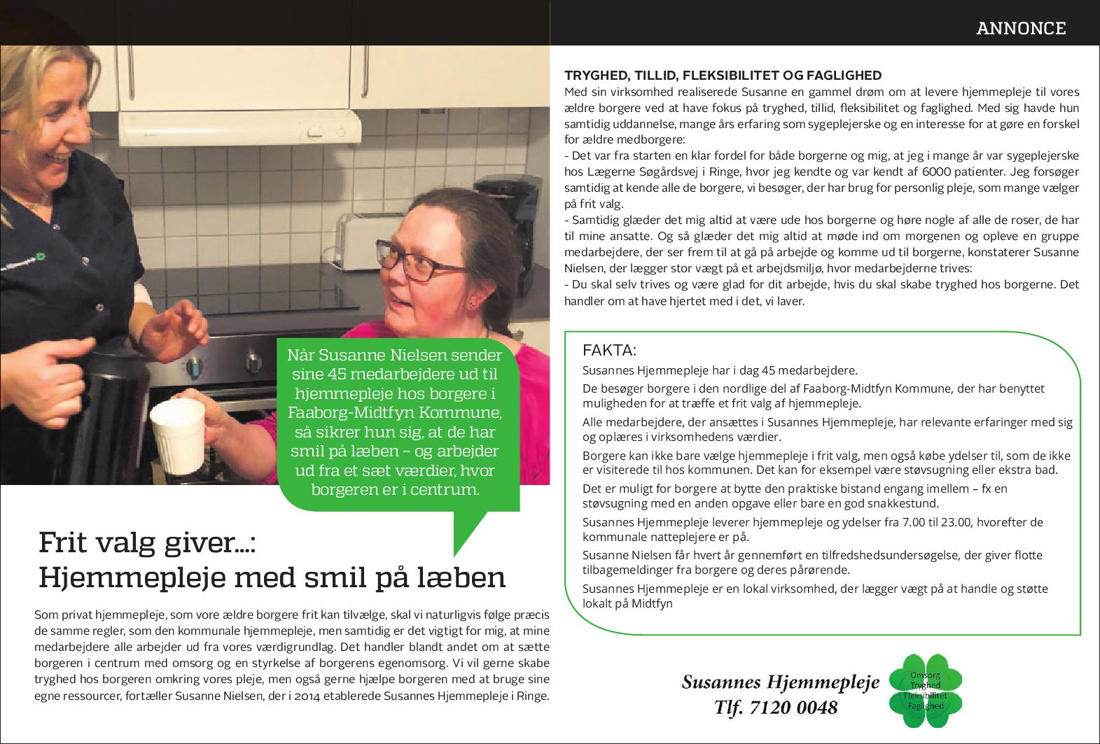fåborg midtfyn kommune hjemmeplejen