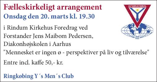1b13bc435fe Udgivet 12/03/2019 i Ugeavisen Ringkøbing